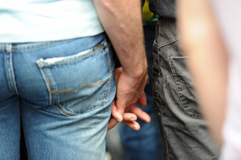 Gay Pride Toulouse - Photo by Guillaume Paumier (Creative Commons 2.0)