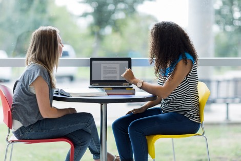 University students - Photo by NEC Corporation of America (Creative Commons 2.0)