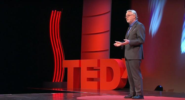 William Schabas TEDx talk