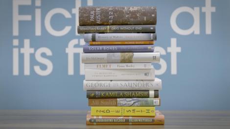 The Man Booker longlist 2017