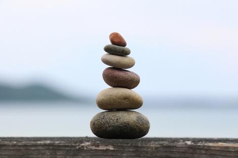 Finding balance - Photo by woodleywonderworks (CC BY-SA 2.0)